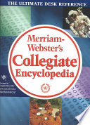 """Merriam-Webster's Collegiate Encyclopedia"" by Merriam-Webster, Inc, Mark A. Stevens"
