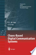 Chaos Based Digital Communication Systems