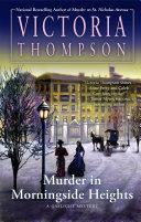 Pdf Murder in Morningside Heights