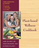 Plant based Wellness Cookbook