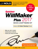 Quicken Willmaker Plus 2017 Edition
