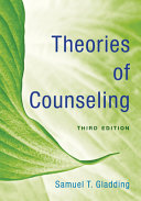 Theories of Counseling Book