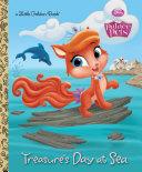 Treasure's Day at Sea (Disney Princess: Palace Pets) Pdf