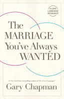 Pdf The Marriage You've Always Wanted Telecharger