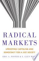 Radical Markets Book PDF
