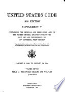 United States Code Title 42 The Public Health And Welfare 1400 End