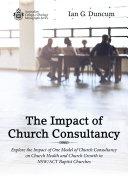 The Impact of Church Consultancy Pdf/ePub eBook