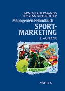 Management-Handbuch Sport-Marketing