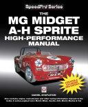 The MG Midget and Austin Healey Sprite High Performance Manual Pdf/ePub eBook