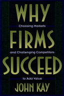 Why Firms Succeed