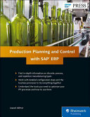 Production Planning and Control with SAP ERP Book