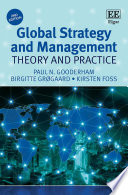 Global Strategy And Management Book PDF
