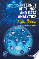 Internet Of Things And Data Analytics Handbook Book PDF