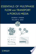 Essentials of Multiphase Flow and Transport in Porous Media