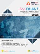 Ace Quantitative Aptitude For Banking and Insurance