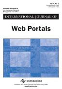 International Journal of Web Portals  Vol 4 ISS 1