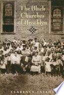 The Black Churches of Brooklyn Book