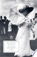 Mrs Warren's Profession Pdf/ePub eBook