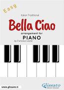 Pdf Bella Ciao for Piano Telecharger