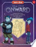 Learn to Draw Disney Pixar Onward