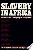 Slavery in Africa Book