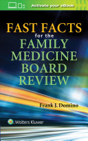 1000 Facts To Help You Pass The Family Medicine Boards