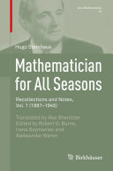 Mathematician for All Seasons