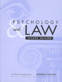 Psychology and Law