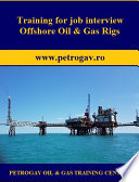 Training for job interview Offshore Oil   Gas Rigs