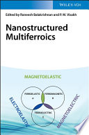 Nanostructured Multiferroics