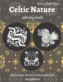 Celtic Nature Coloring Book