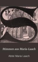 Stimmen aus Maria-Laach