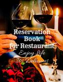 Reservation Book for Restaurant
