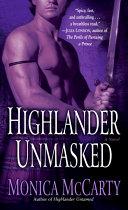 Highlander Unmasked Book