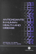 Antioxidants in Human Health and Disease