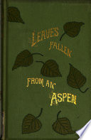 Leaves fallen from an aspen  by tne author of  Pansy