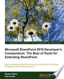 Microsoft Sharepoint 2010 Developer's Compendium