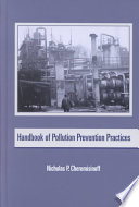 Handbook Of Pollution Prevention Practices Book PDF
