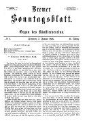 Bremer Sonntagsblatt