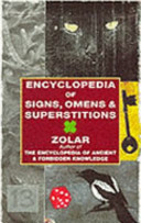 Encyclopedia of Signs  Omens and Superstitions