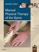 Manual Physical Therapy of the Spine   E Book