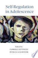 Self Regulation in Adolescence
