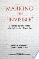 Marking the  Invisible  Book PDF