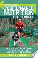 Runner s World Performance Nutrition for Runners
