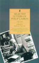 Selected Letters of Philip Larkin