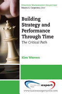Building Strategy and Performance Through Time Pdf/ePub eBook