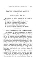 The East African Slave Trade  and the Measures Proposed for Its Extinction  as Viewed by Residents in Zanzibar  By H  A  Fraser  Bishop Tozer  and J  Christie   Edited by E  Steere