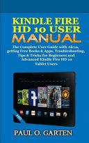 Pdf Kindle Fire HD 10 User Manual