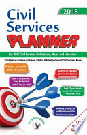 Civil Services Planner 2015
