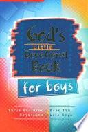 God s Little Devotional Book for Boys Book PDF